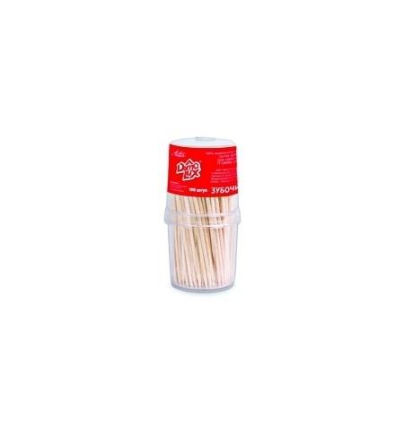 фото: Зубочистки Aster 190шт пластиковая упаковка