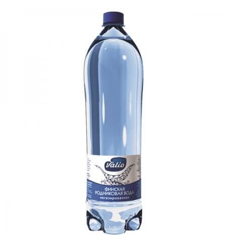 фото: Минеральная вода Valio без газа, 1.5л, ПЭТ