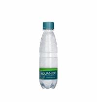 Газированная вода артезианская Aquanika выс./кат. 250мл, ПЭТ