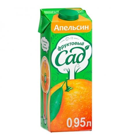 фото: Сок Фруктовый Сад апельсин 950мл