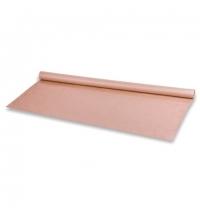 Крафт-бумага для упаковки в рулоне Лилия Холдинг 84см х10м А0, 78г/м2