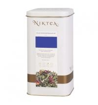 Банка для чая Niktea жестяная 300г, 9х9х17см