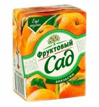 Сок Фруктовый Сад апельсин 200мл х 10шт