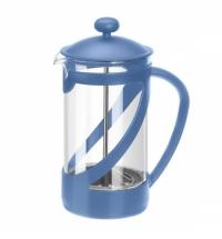 Чайник заварочный френч-пресс Attribute Basic 350мл ассорти