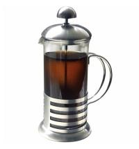 Чайник заварочный френч-пресс Irit 1л стекло/металл, FR-10-011