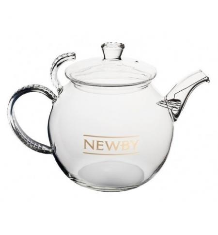фото: Чайник заварочный Newby стеклянный 0.6 л
