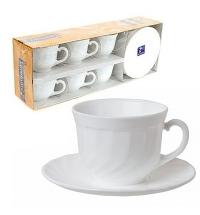 Набор чайный Luminarc Trianon 160мл 6 персон