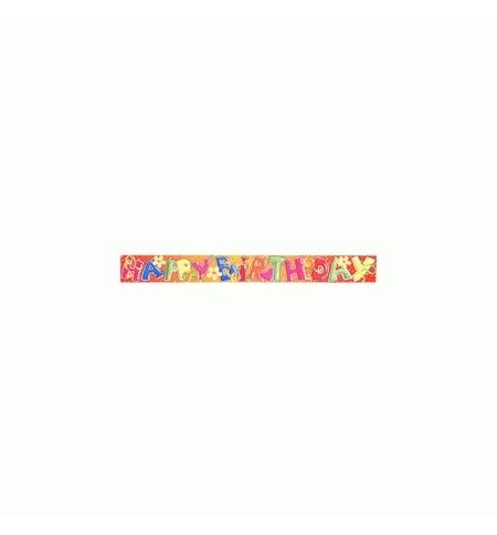 фото: Плакат Herlitz Happy Birthday 0.9м х 11см