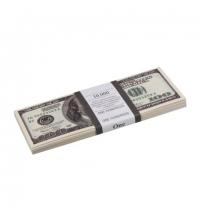 Деньги шуточные Филькина Грамота 100 долларов