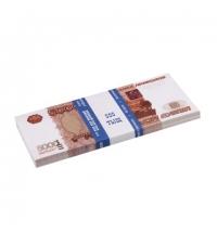 Деньги шуточные Филькина Грамота 5000 рублей