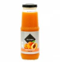 Нектар Rioba персик 250мл, стекло