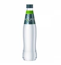 Минеральная вода Акваника 350мл, газ, стекло