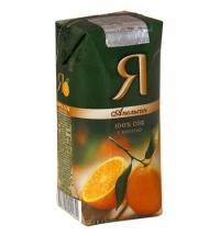 Сок Я апельсин 200мл х 24шт
