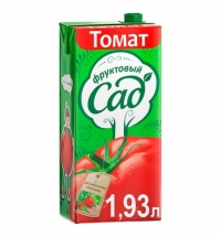 Нектар Фруктовый Сад томат 1.93л
