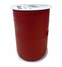 Лента упаковочная Stewo матовая красная двухсторонняя, 1см, 250м