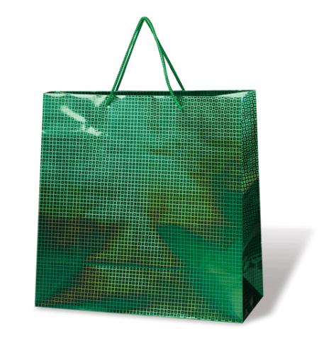 фото: Пакет подарочный Grandgift ассорти 45х33см, ламинированный, голографический, HB-22
