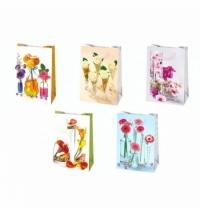 Пакет подарочный Pol-Mak Цветочное украшение стола 29х40см, 5 мотивов ассорти