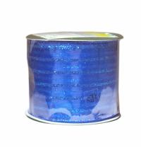 Лента упаковочная синяя 270см