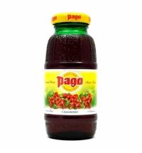 Нектар Pago клюква 200мл, стекло