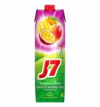 Нектар J7 апельсин-манго-маракуйя 970мл