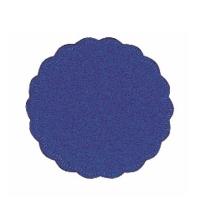 Подкладка под чашку Tork Advanced темно-синяя d 9см, 8 слоев, 250шт, 474468