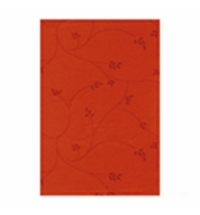 Скатерть бумажная Aster Creative 120х200см 1 слой, красная