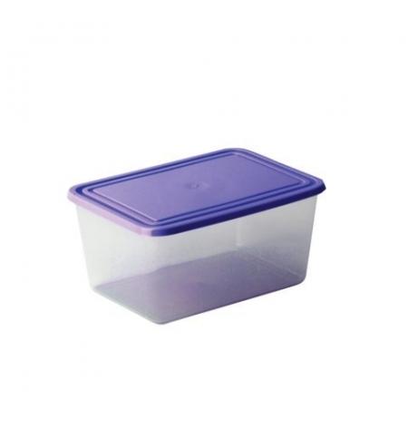 фото: Контейнер герметичный Idea 0.8л пластик, для СВЧ