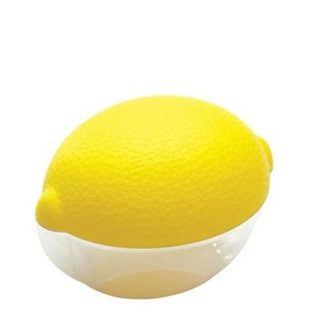 фото: Контейнер для продуктов Бытпласт для лимона 9 x 12см пластик