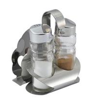 Набор для специй 2шт/уп для соли и перца салфетница
