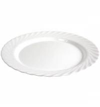Блюдо Luminarc Trianon белое d 31см