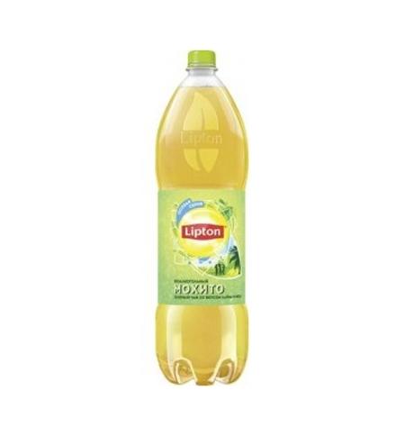 фото: Чай холодный Lipton мохито ПЭТ, 1.75мл