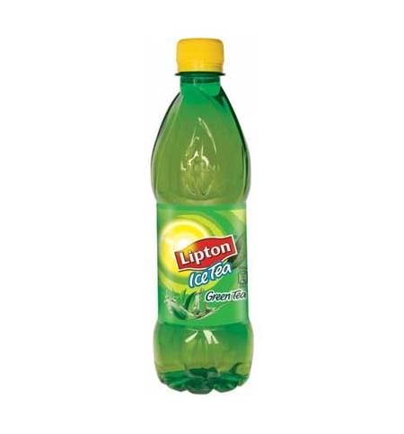 фото: Чай холодный Lipton Ice Tea зеленый чай ПЭТ, 500мл