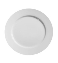 Тарелка десертная Wilmax белая d 18см