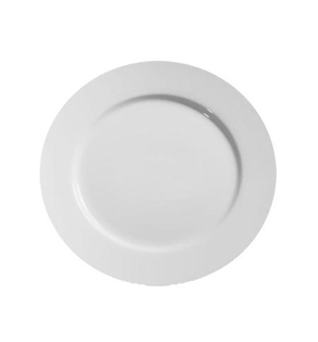 фото: Тарелка десертная Wilmax белая d 18см