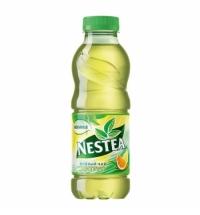 Чай холодный Nestea Vitao Зеленый цитрус ПЭТ, 500мл, 12шт/уп