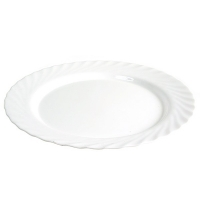 Тарелка десертная Luminarc Trianon белая d 15.5см