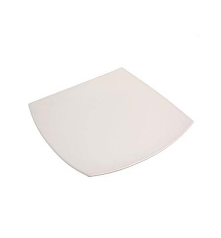 фото: Тарелка десертная Luminarc Quadrato белая d 19см