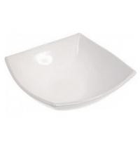 Тарелка глубокая Luminarc Quadrato белая 20см
