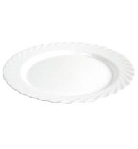 Тарелка обеденная Luminarc Trianon белая d 24.5см