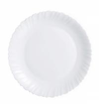 Тарелка десертная Luminarc Faston белая d 19см