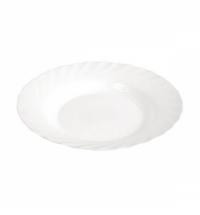 Тарелка глубокая Luminarc Trianon белая d 22.5см