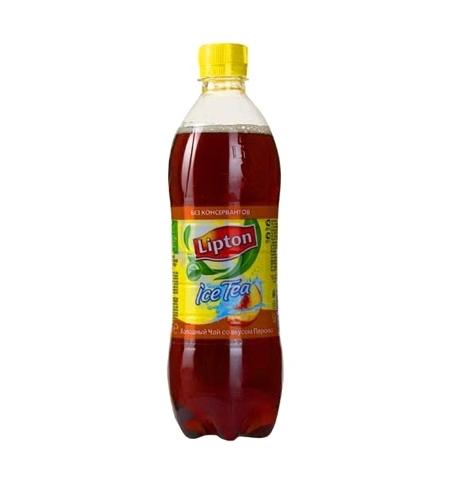 фото: Чай холодный Lipton Ice Tea персик ПЭТ, 1л