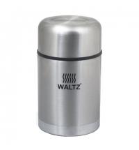 Термос пищевой Waltz 0.8л нержавеющая сталь
