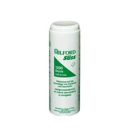 фото: Заменитель сахара Milford Suss в таблетках 1200шт