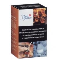 Сахар Dansukker Демерара весовой карамельный, 500г