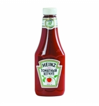Кетчуп Heinz томатный 1000г, пластик