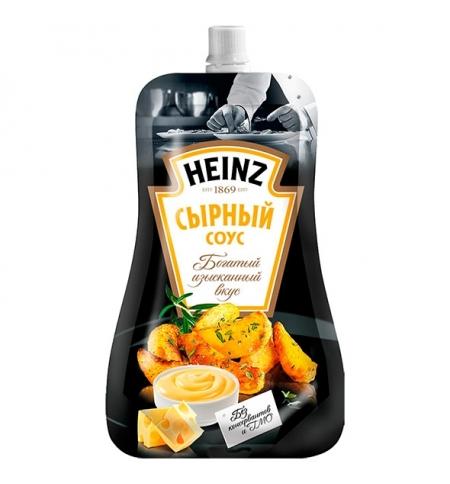 фото: Соус Heinz сырный 230г