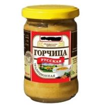 Горчица Главпродукт русская 170г