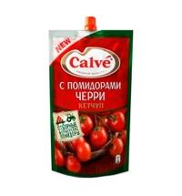 Кетчуп Heinz с помидорами черри 350г, пакет