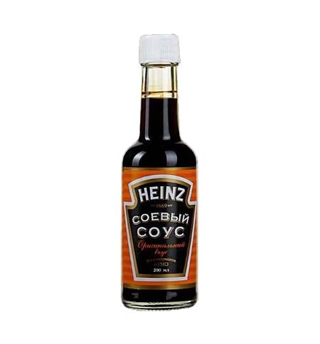 фото: Соевый соус Heinz оригинальный 150мл